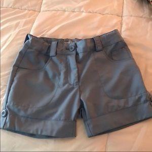 Girls Nike Golf Shorts